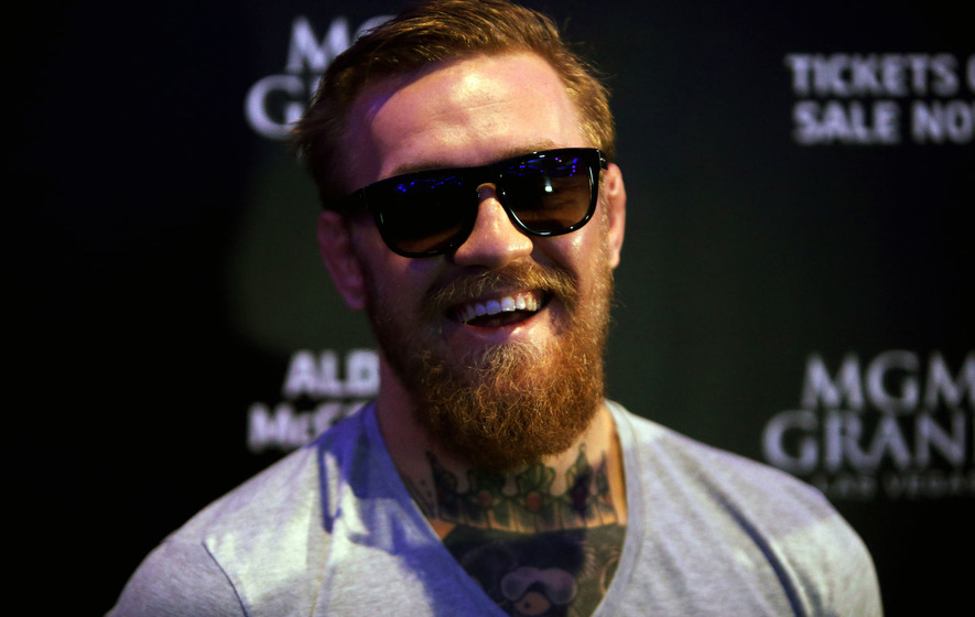 Conor McGregor relinquishes his UFC featherweight title