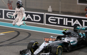 Nico Rosberg crowned Formula One champion after Abu Dhabi Grand Prix