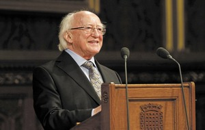 Irish president rejects criticism over his comments on Fidel Castro's death