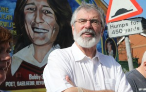 Gerry Adams: It is time to talk about Irish unity