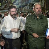 Gerry Adams recalls conversations with Fidel Castro