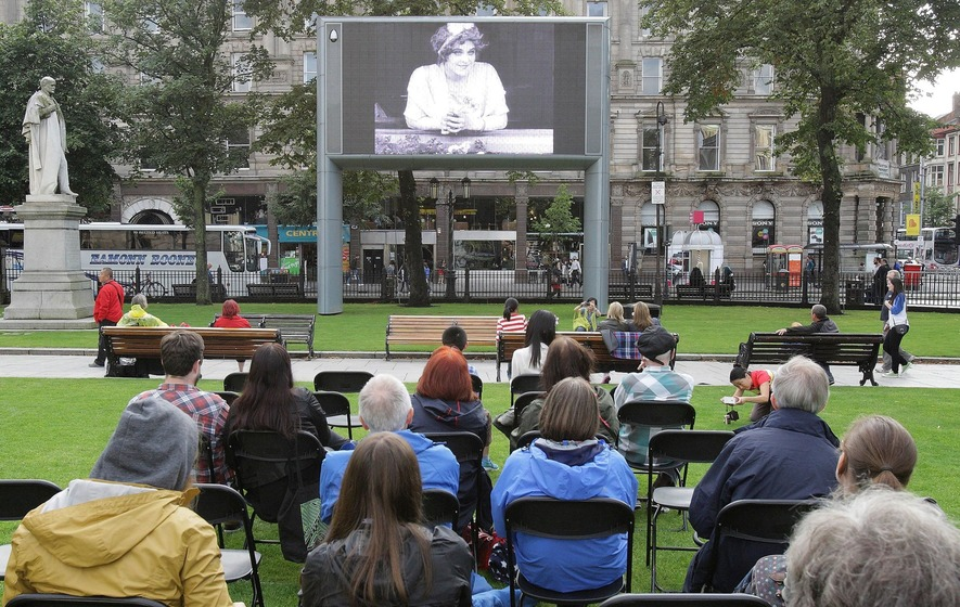 Belfast City Council hopes to complete sale for big screen early in 2017