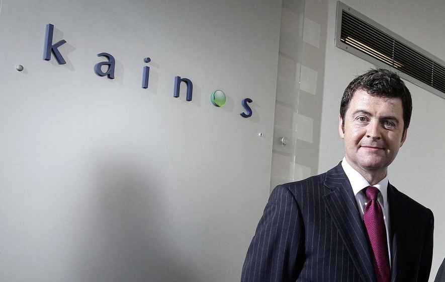 Kainos half-year results show 9 per cent jump in sales