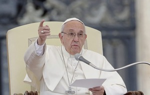 Pope Francis tipped for Armagh during his visit to Ireland in 2018