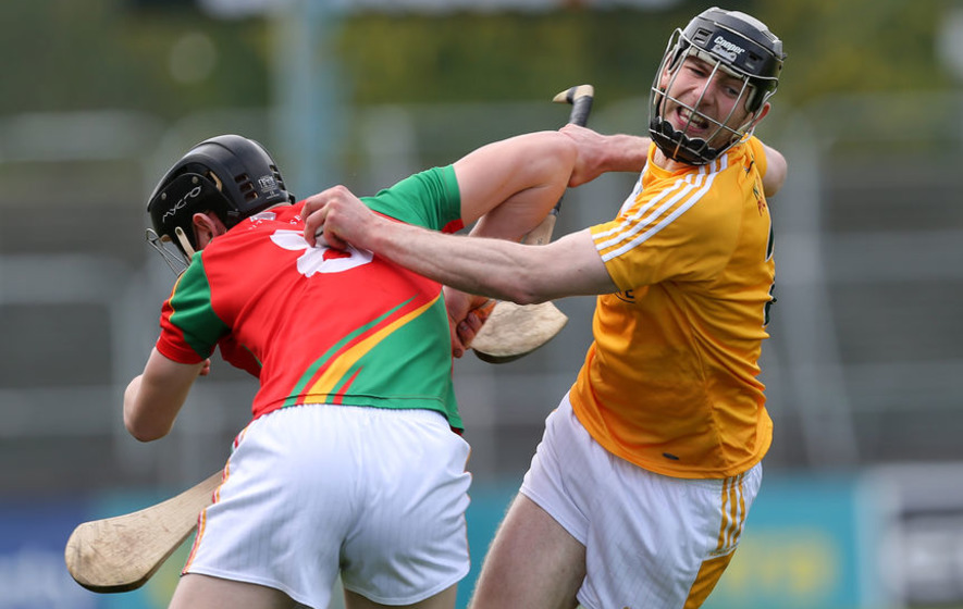 Antrim and Galway should compete at all levels in Leinster says Aogán Ó Fearghail