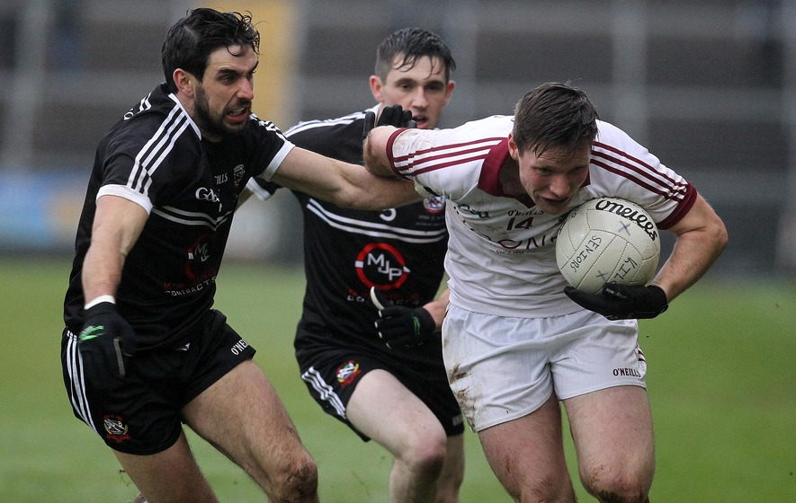 No stopping Slaughtneil as they defeat tough Kilcoo to complete Ulster Club Senior treble