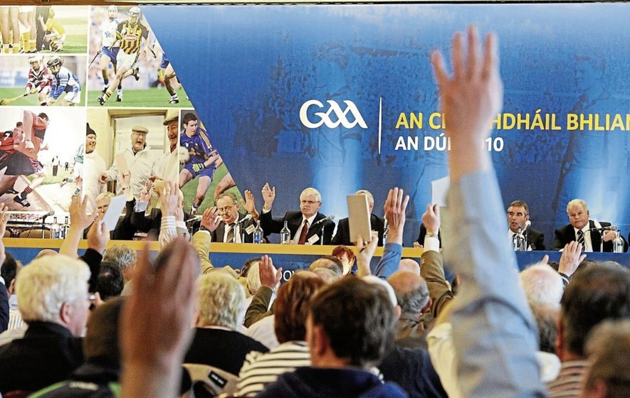 Aogán Ó Fearghail calls for shift in emphasis to county board delegates