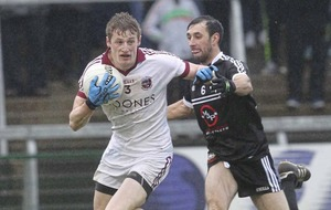 Mickey Moran is the main man: Slaughtneil defender Brendan Rogers