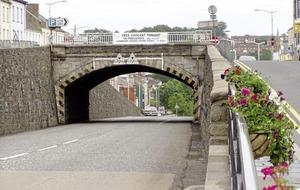 'The Cut' bridge in Banbridge suffers yet another close shave  but is still standing