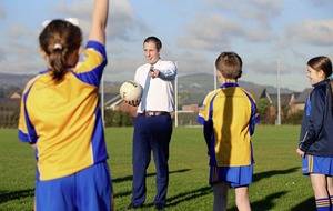 Flag and anthem remarks a significant step for GAA
