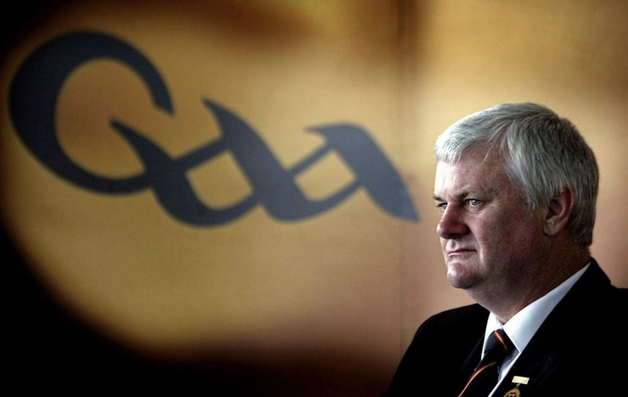 GAA President, Aogán Ó Fearghail, clarifies comments on flags and anthems