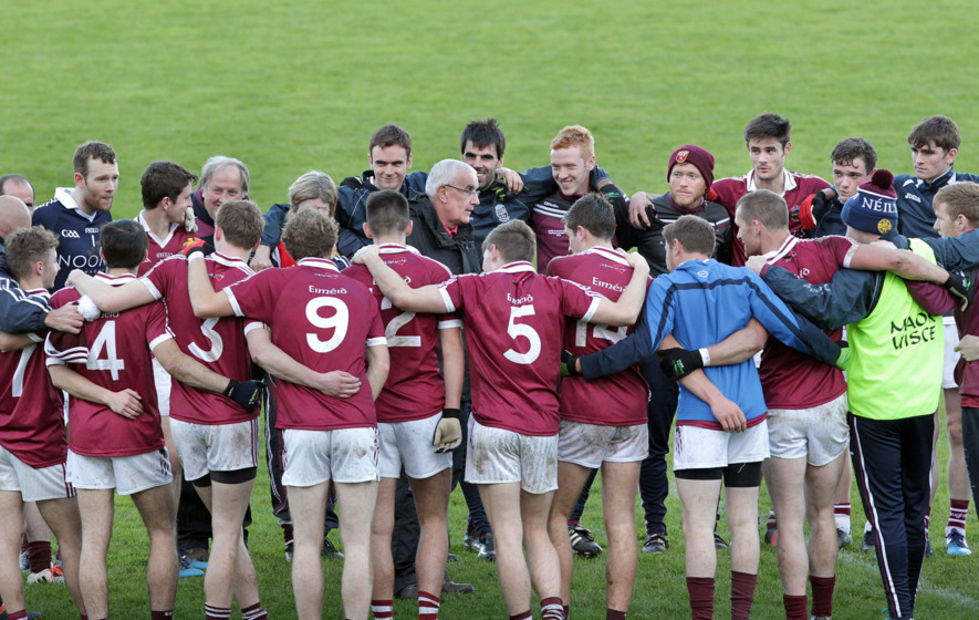 Cahair O'Kane: Applying yourself to club more attractive than county duty