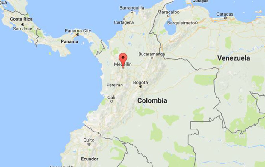 81 people on board plane carrying Brazilian football team that has crashed in Colombia