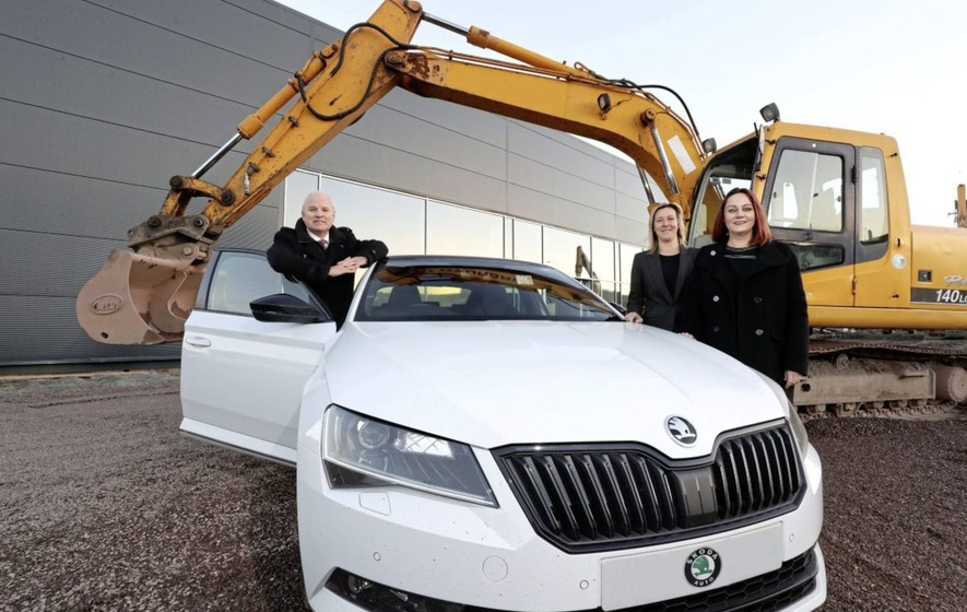 Mervyn Stewart adds new Skoda dealership and 20 jobs in £2m expansion