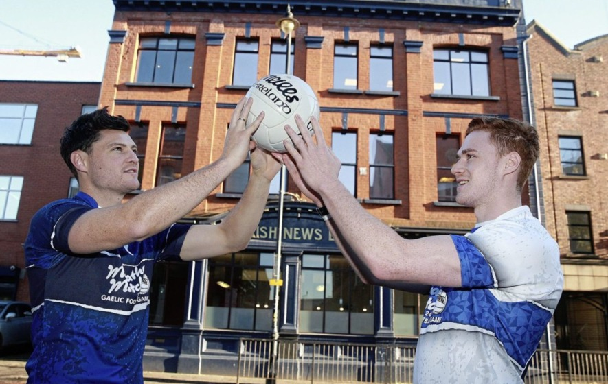 AFL veteran Marty Clarke envisages early issues for the mark in Gaelic football