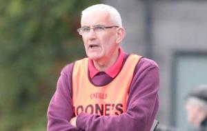 Mickey Moran is the main man says Slaughtneil defender Brendan Rogers