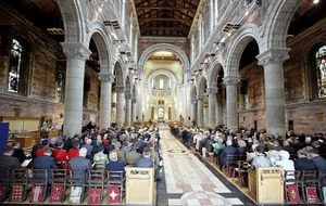St Anne's Cathedral 'receptive' to hosting Belfast service with Pope Francis