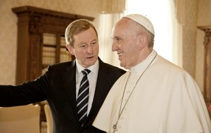 Evangelical Christian group 'warmly welcomes' Pope's visit