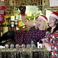 Caroline Curran is packing a punch with new Christmas play
