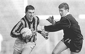 In The Irish News on Dec 1 1996: Fiery Ulster club final ends in Crossmaglen v Bellaghy stalemate
