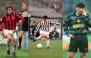 The 90s retro Serie A quiz: Do you recognise these players?