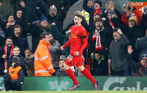 Ben Woodburn became Liverpool's youngest ever goalscorer