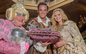 Panto round-up: Gareth Gates game for music, magic and laughs this Christmas