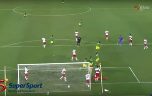 Video: This 96th-minute equalising bicycle kick from a goalkeeper must be the most outrageous goal of 2016