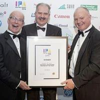 Another top industry award for Irish News sister print company Interpress