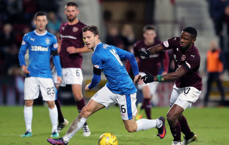 'Heated' discussion can help Rangers bounce back against Dons - Andy Halliday
