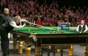 Mark Allen exits UK Championship at hands of John Higgins