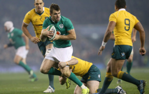 Jared Payne back in Ireland rugby mix for Six Nations conclusion