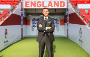 Gareth Southgate is targeting a long stay at the helm of England national side
