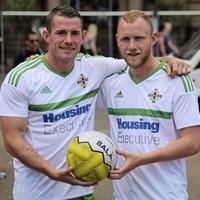 Street Soccer NI kicks off Homeless Awareness Week Cup in Belfast