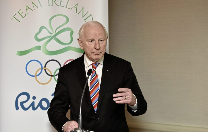 Pat Hickey to return to Ireland after being loaned bail money