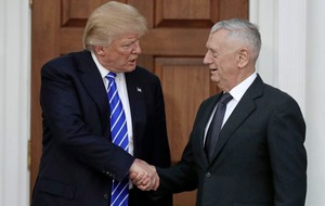 Trump nominates retired general James 'Mad Dog' Mattis to be US defence secretary