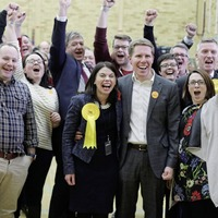 Lib Dems' by-election win 'beginning of something special', Tim Farron says