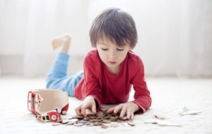 Get children thinking about managing money from an early age