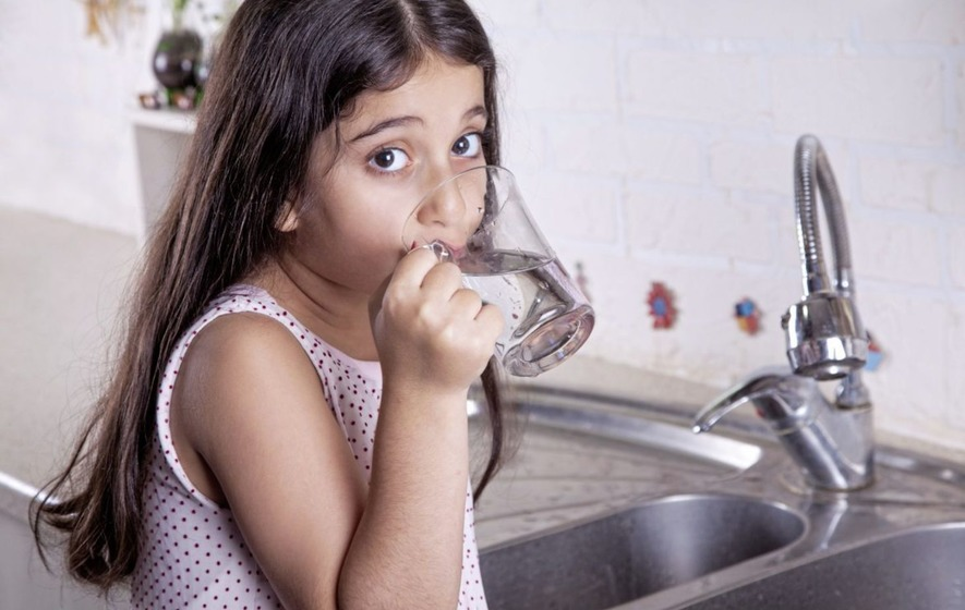 Ask the Expert: How can I encourage my children to drink more water?