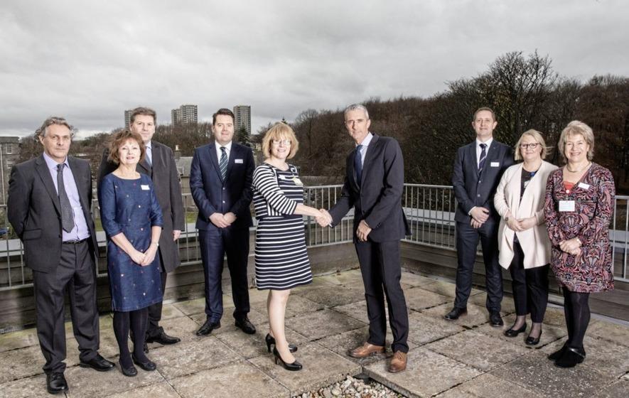 Graham Construction secures £134m build in Scotland
