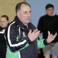 Retaining Zaur Antia 'massive' for Irish boxing says Sean McComb