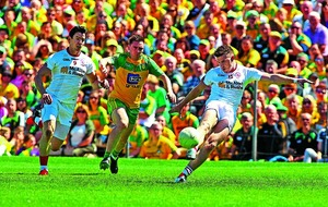 Tyrone's Mattie Donnelly's black card in Ulster final has silver lining