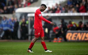 Daniel Sturridge is staying says Liverpool boss Jurgen Klopp