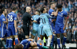 Chelsea fightback to stun Manchester City