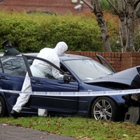 Two men accused of stealing BMW had 'adapted crossbow' in boot, court hears