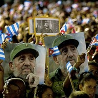 Former Cuban leader Fidel Castro's ashes interred in simple tomb