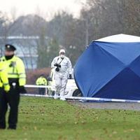 Gardaí examine two guns found near scene of Mark Desmond murder