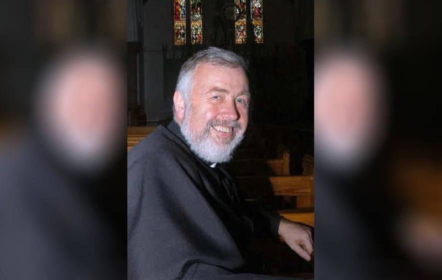 Former west Belfast priest suspended following sexual assault allegation