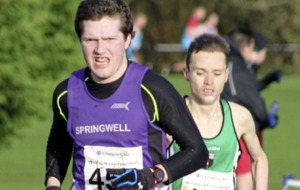 Foyle Valley's Scott Rankin condemned to yet another second place in Ballyclare