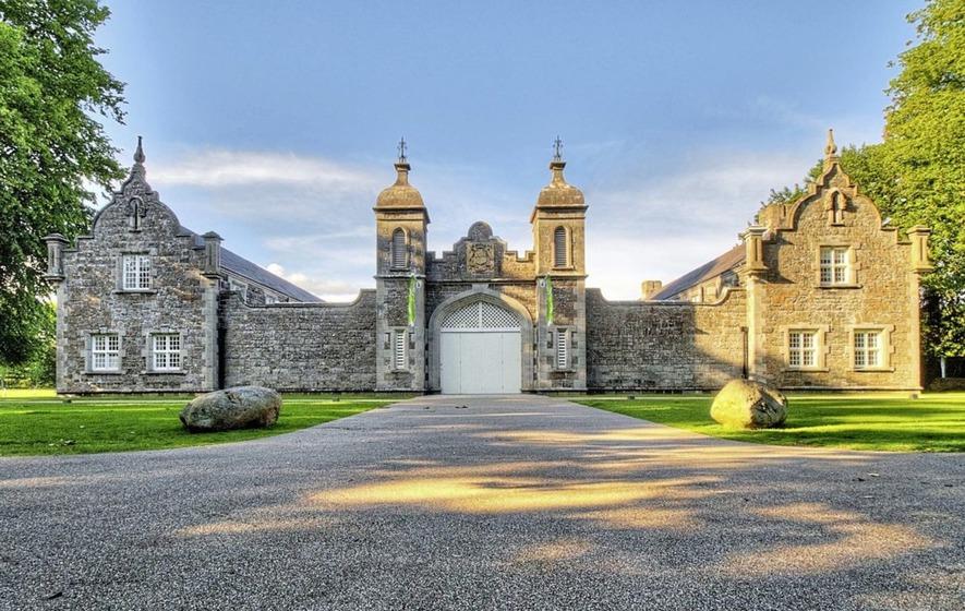 Video Antrim Castle Gardens Named Best Park In Northern